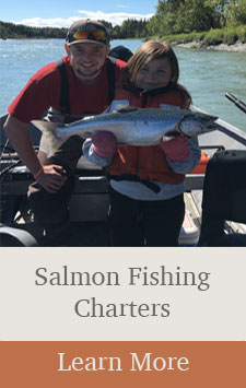 Alaska Salmon Fishing Charters