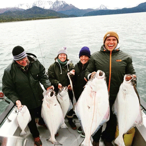 halibut fishing seward alaska