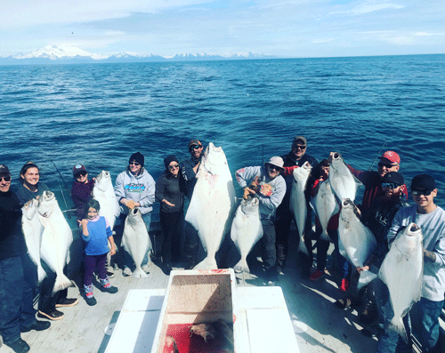 Homer Halibut Charters