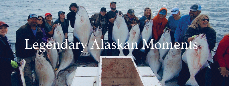 Ninilchik Halibut Fishing